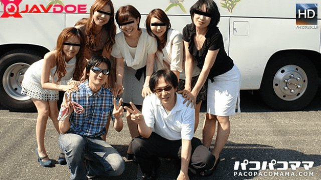 Jav Hd Pacopacomama 081012_712 Pacopako Bus Tour Adult women with great customers toy gang .Part1