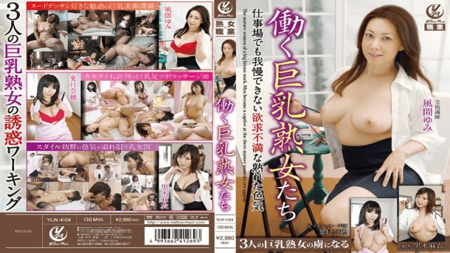 Jav Hd Mellow Moon ylw-4104 Working Mature Women with Big Tits